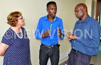 HIV positive man inspires Makerere University students