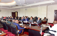 Museveni, EU discuss regional trade, investment