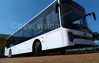 Kayoola electric buses ready for the road