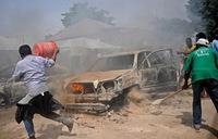 Car bomb kills two in Mogadishu