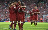 African players in Europe: scorer Mane upstages Salah