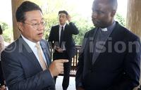 Value volunteer work - Korean ambassador