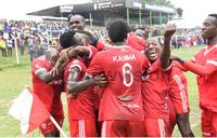 Express ends KCCA's 10 game unbeaten run