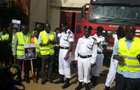 NRM diaspora league launches traffic awareness campaign