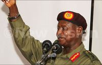 First Son among 2,031 promoted UPDF personnel