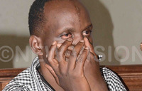 Bishop Luwalira attacker put on defence