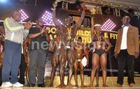 Ssenoga wins Mr. Uganda Bodybuilding Championship