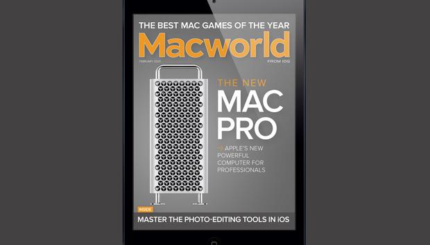 Macworld's February Digital Magazine: Apple's new Mac Pro