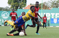 Kyambadde thanks KCCA fans as he completes move to Egypt
