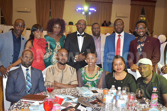 ome of the speakers at the grand finale dinners