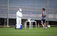 Brazil leader wants football back despite pandemic