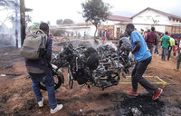 Death toll climbs to 75 in Tanzania fuel tanker blast