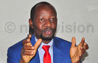 FDC speaks out on Winnie Kiiza's exit