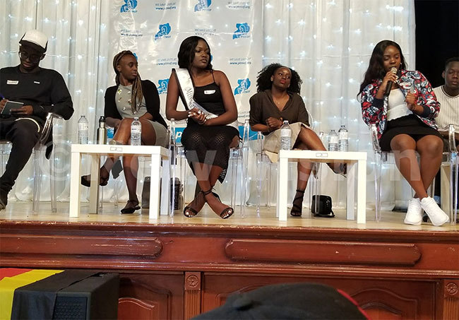 he youths panelist