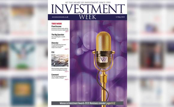 Investment Week - 13 May 2019 digital edition