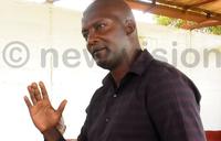New Express boss Bbosa optimistic of revival