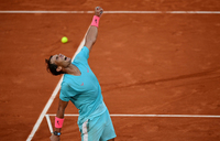 Nadal 'takes step forward' but needs more in French Open final