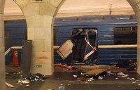 11 dead in Russian metro 'terror attack'