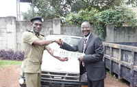 Interpol recovers MP Katuntu's stolen car from Kenya