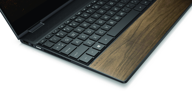 The HP Envy Wood Series puts real walnut or birch in five stylish laptops