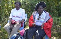 Uganda's rural women thrill Africa