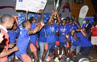 Ugandan teams win big in NSSF KAVC Volleyball tournament