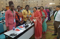 Gender parity in politics key to peace and democracy