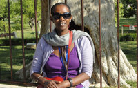 Byanyima turns up at Police for questioning
