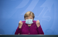 Virus second wave douses hopes of German economic recovery