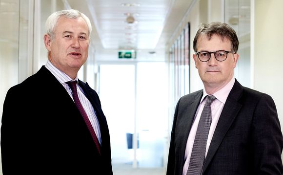 Kevin Stopps and David Cobb, co-CEOs of Smith & Williamson