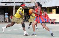 NIC edge past Prisons in EA Netball Club Championship
