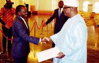 Mali leader hails Museveni