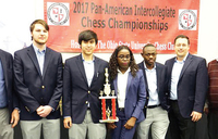Mutesi helps Northwest University win chess championship