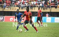 Uganda drop in world football rankings