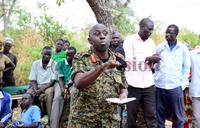 UPDF officer warns Madi Community leader