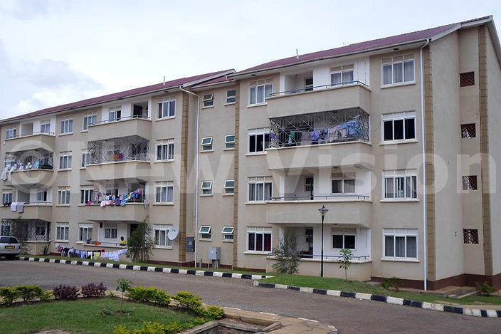 he unset apartments in iwatule