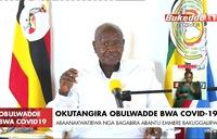 Uganda's COVID-19 cases reach 44