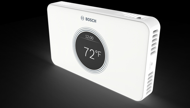Bosch Connected Control BCC50 smart thermostat review: Low priced and reliable, but with few frills