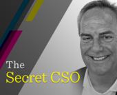 Secret CSO: Rick Howard, Palo Alto Networks