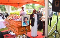 Nsibambi given dignified send-off