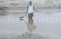 Sand mining poses risk to Kasese's largest river