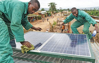 Off-grid solar systems put out 265,000 'tadoobas'
