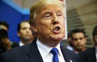 Trump 'strongly' denies Stormy Daniels affair