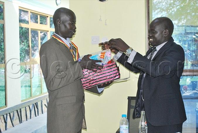 pi bbiri a teacher at uda primary school was one of the four teachers awarded