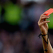 Turkish referee 'shown red card' in stormy top-flight clash