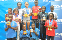 Dolphins top DStv Junior Swimming Championship
