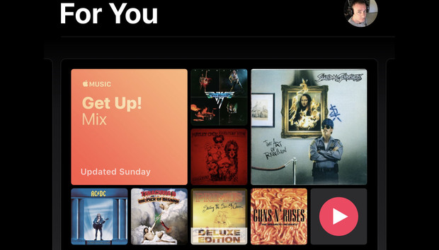 Apple adds new Get Up! weekly playlist to Apple Music