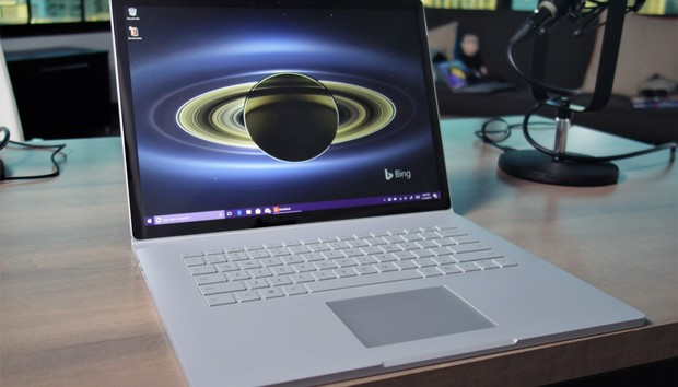 Microsoft's Surface Book 2 gains a faster quad-core Core i5 CPU over the weekend