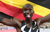Could Cheptegei become the next face of world athletics?