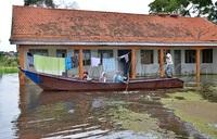 Kisubi nuns seek help as water immerses orphanage home